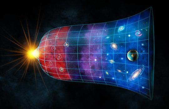 علماء ينفذون محاكاة لمرحلة إعادة التسخين التي حركت الانفجار الكبير