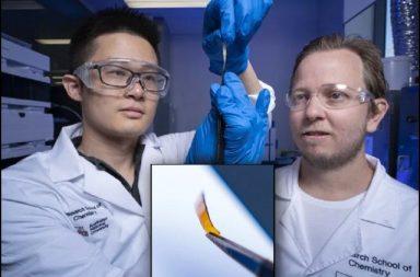 ابتكر العلماء نوعًا جديدًا من البشرة الاصطناعية التي ترمم نفسها مثل البشرة الحقيقية - بشرة اسطناعية تمتلك نفس خصائص الجلد الطبيعي