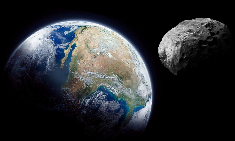 غبار أحد الكويكبات كان سببًا في أحد أكبر الانفجارات الحياتية على الأرض