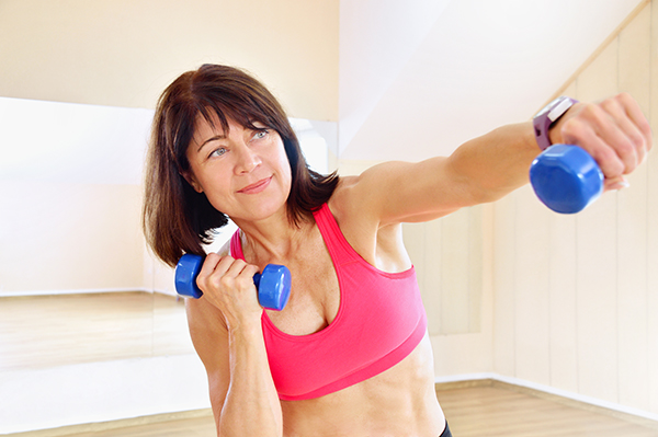 طرق إنقاص الوزن بعد سن الأربعين