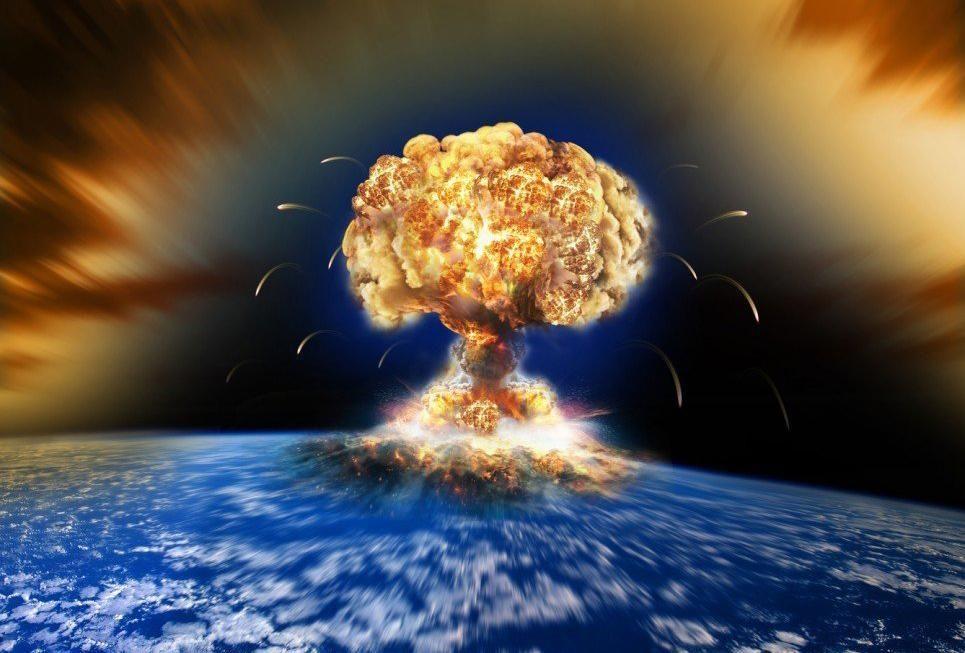 ماذا سيحدث اذا انفجرت قنبلة نووية في الفضاء ؟