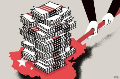 لماذا تشتري الصين سندات الدين الأمريكية؟ - اشترت الصين الكثير من الأوراق المالية الصادرة عن الخزانة الأمريكية - احتياطي الدولار