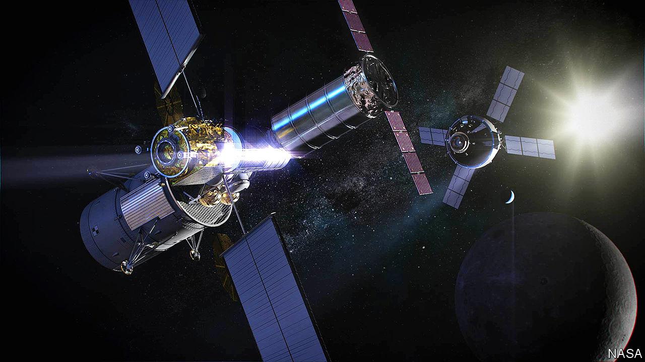 يمكن لهاتين المركبتين التوأم استكشاف القمر سويا يوما ما