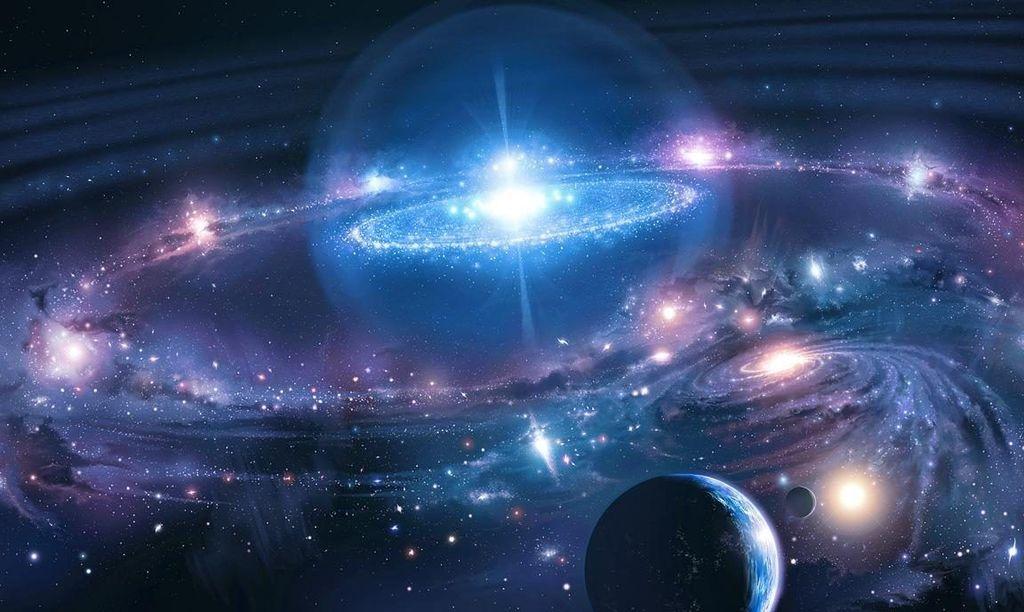 إذا كان كوننا يتمدد، فما الشيء الذي يتمدد بداخله الكون؟