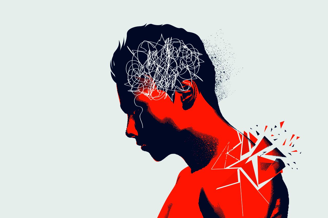 ما هو أصل الأمراض النفسية ؟