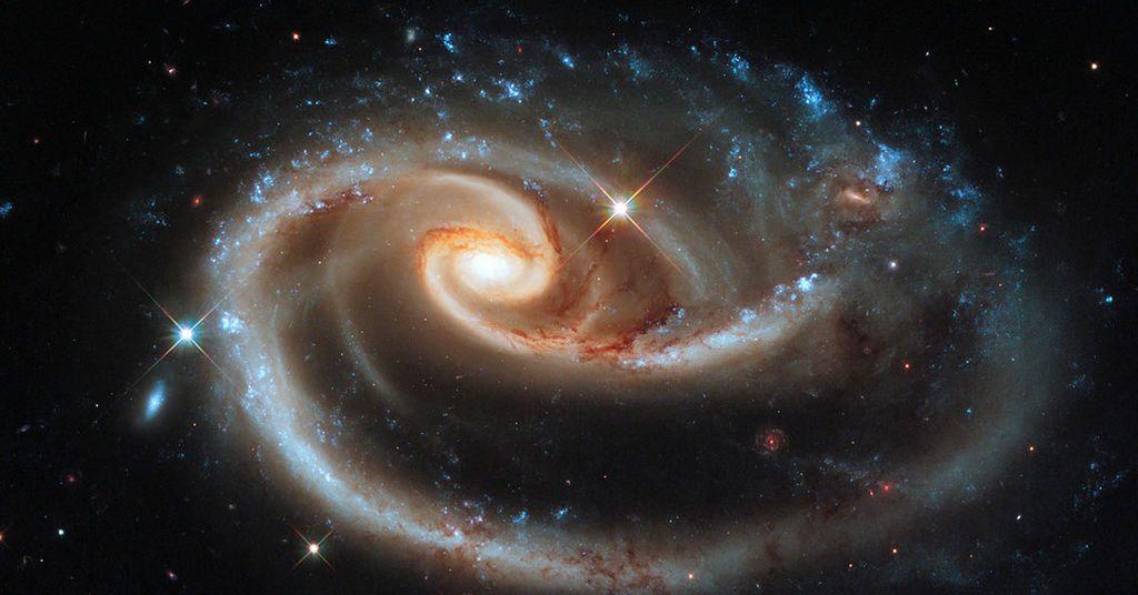 فجوات الفضاء المشوهة يمكن أن تساعدنا في قياس تمدد الكون بدقة