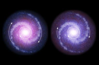 دحض الاكتشاف الهائل حول وجود مجرات لا تحتوي المادة السوداء هل تحتوي جميع المجرات على المادة المظلمة أين توجد المادة المظلمة في الكون