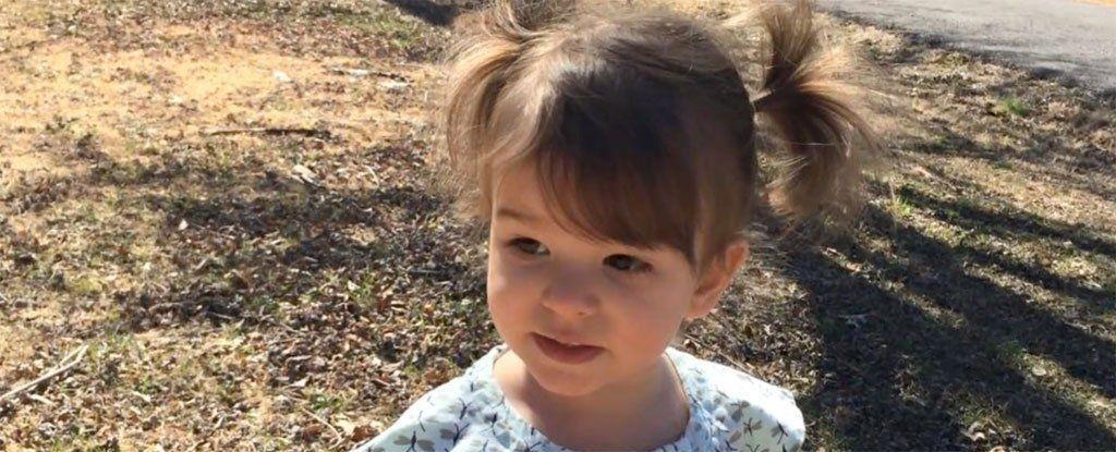 العلاج الأول من نوعه لطفلة مصابة بالتلف الدماغي!