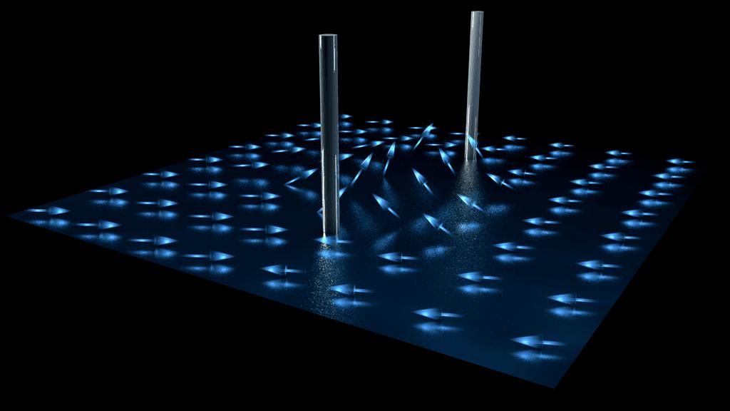 الميوعة الفائقة - سائل بخواص تعارض الجاذبية