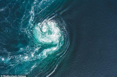 تيارات المحيط تصبح أكثر سرعة - التيارات شبه الاستوائية التي تنقل الطاقة من خط الاستواء إلى القطبين - الطقس المحلي ودرجات الحرارة المحلية