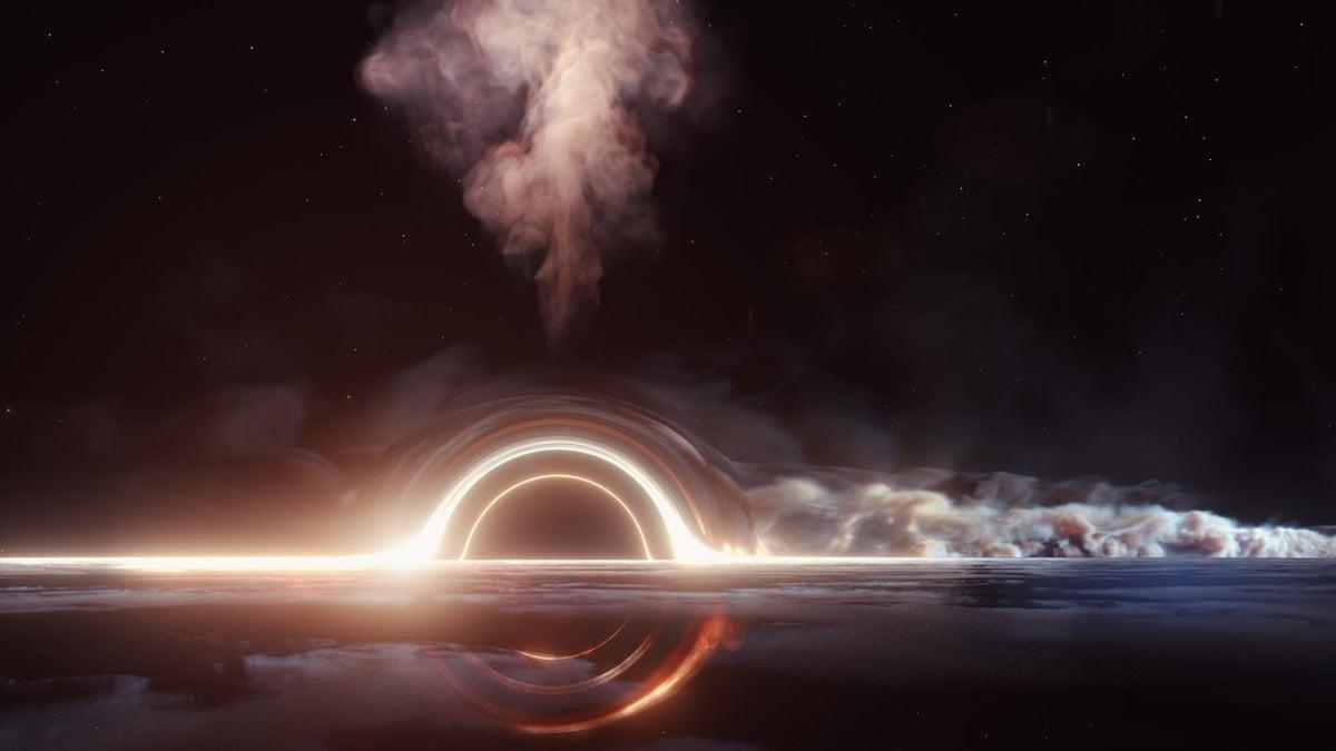 رصد الجسيمات الشبحية النيوترينوات من حطام نجم ممزق