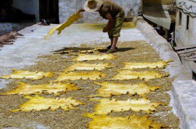 اكتشاف جديد يعيد تاريخ صناعة الثياب إلى 120 ألف عام مضت! وجد العلماء ما قد يكون أقدم دليل على تصنيع الثياب في كهف في المغرب