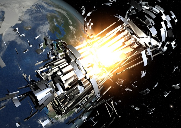 أفكار جديدة لتفادي مخاطر الاصطدام بالخردة الفضائية
