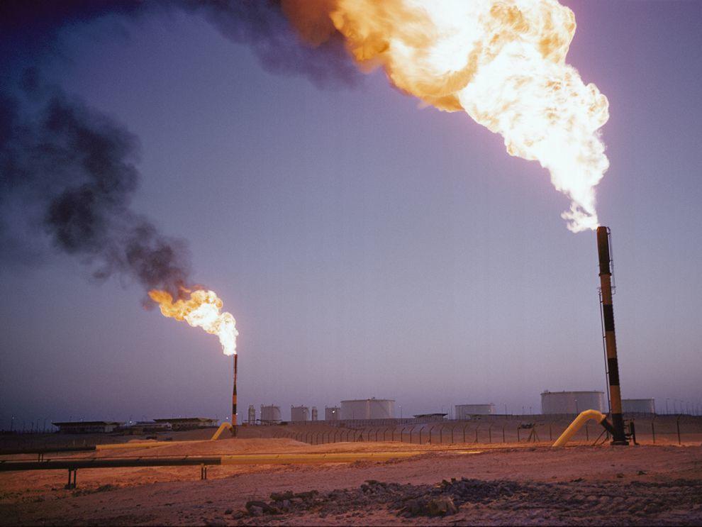 ما هو الغاز الطبيعي ؟ كيف يتشكل ؟ وكيف يتم استخراج الغاز الطبيعي ؟