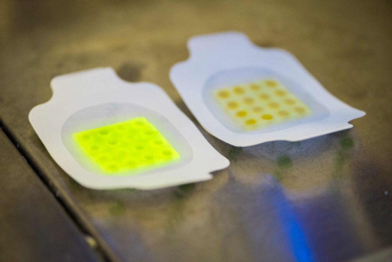 طور العلماء ضمادة طبية يتغير لونها حال وجود إنتان