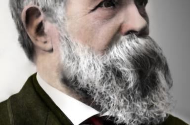 السيرة الشخصية للفيلسوف الألماني فريدريك إنجلز - مقاطعة راين - ولاية بروسيا - حرر إنجلز المجلدين الثاني والثالث من كتاب رأس المال بعد وفاة ماركس