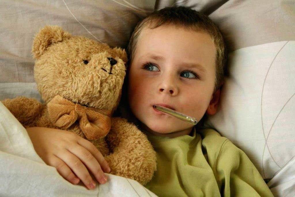 أمراض مرحلة الطفولة التي يجب على جميع الآباء التعرف عليها