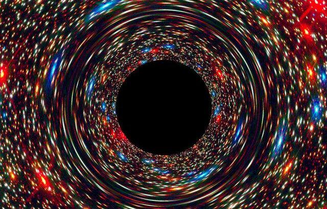 إلى أي مدى قد تصل ضخامة الثقب الأسود؟