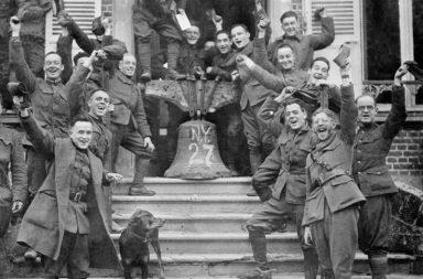 يوم الهدنة: نهاية الحرب العالمية الأولى - ألمانيا وروسيا و الإمبراطورية النمساوية المجرية وفرنسا وبريطانيا خلال الحرب العالمية الأولى
