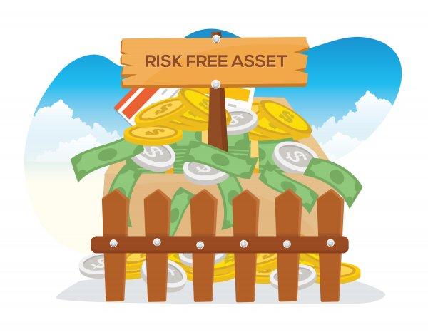 الأصول الخالية من الخطر
