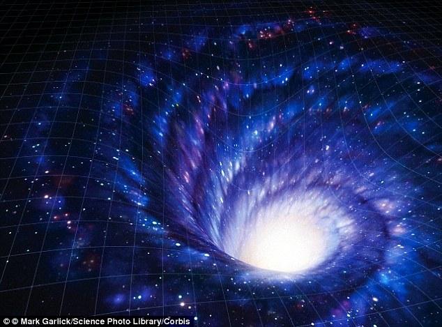 اكتشاف مرشح جديد مميز لتمثيل المادة المظلمة