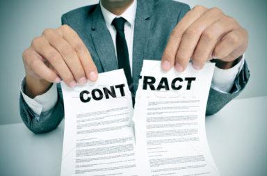 العقود اللاغية - اتفاق رسمي بين الأطراف المتعاقدة - اتفاق غير إلزامي منذ لحظة عقده - هل يمكن للعقد اللاغي أن يكون قانونيًا