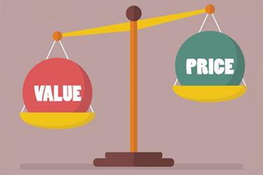 قيمة السوق المفتوحة - إجمالي القيمة السوقية لأسهم شركة مساهمة عامة - الطبيعة الفعالة للقيم السوقية وكيف يتم تحديدها - صافي قيمة الأصول