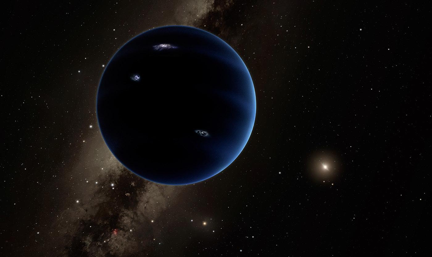 الكوكب التاسع المفترض في نظامنا الشمسي قد لا يكون موجودًا!