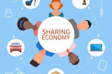 ما هو الاقتصاد التشاركي؟ كيف تطور الاقتصاد التشاركي عبر الزمن وما هي أبرز الأمثلة عليه؟ ما هو مبدأ الند للند (أو النظير للنظير) في الاقتصاد؟