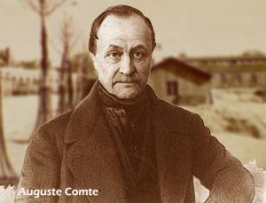 الفيلسوف الفرنسي أوغست كونت: سيرة شخصية