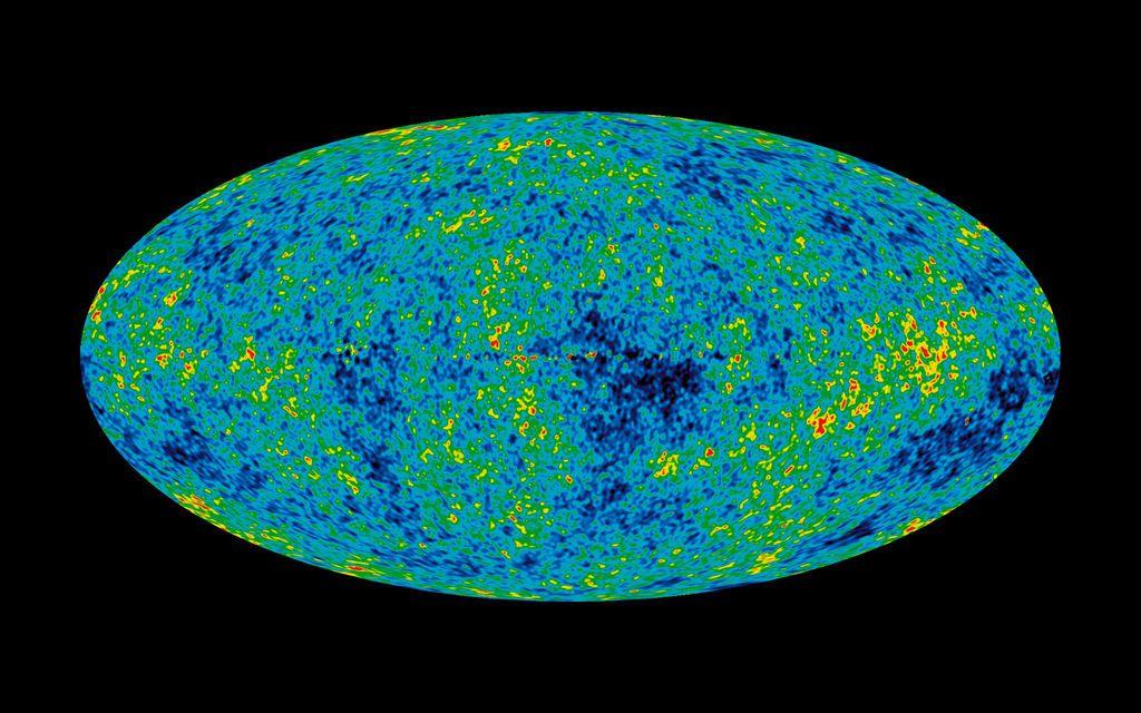 إشعاع الخلفية الكونية الميكروي