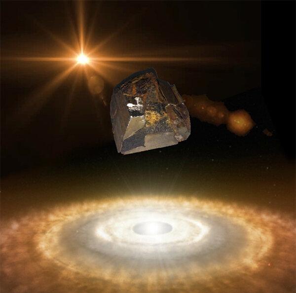 لأول مرة.. اكتشاف الناقلية الفائقة في النيازك - مواد فائقة التوصيل موجودة في اثنين من النيازك التي صدمت سطح الأرض - حطام فضائي يسقط من السماء