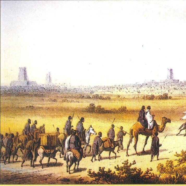 طريق الحرير.. لمحة تاريخية