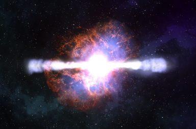 هل تسبب انفجار مستعر أعظم بانقراض جماعي أرضي - مستعر أعظم ناتج عن موت انفجاري لنجم بعيد - أسوأ أحداث الانقراض في تاريخ الأرض
