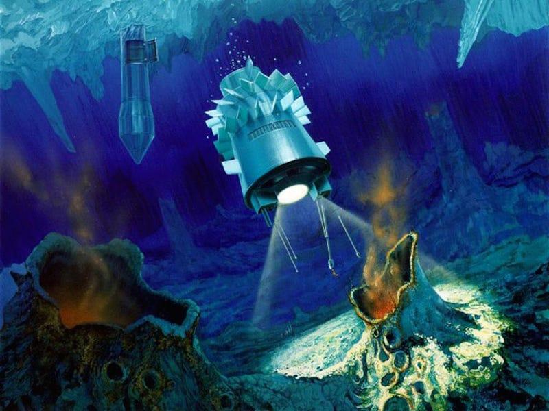 ربما نجد الحياة على أقمار مجموعتنا الشمسية.. لكنها ستختلف عن الحياة على كوكبنا!