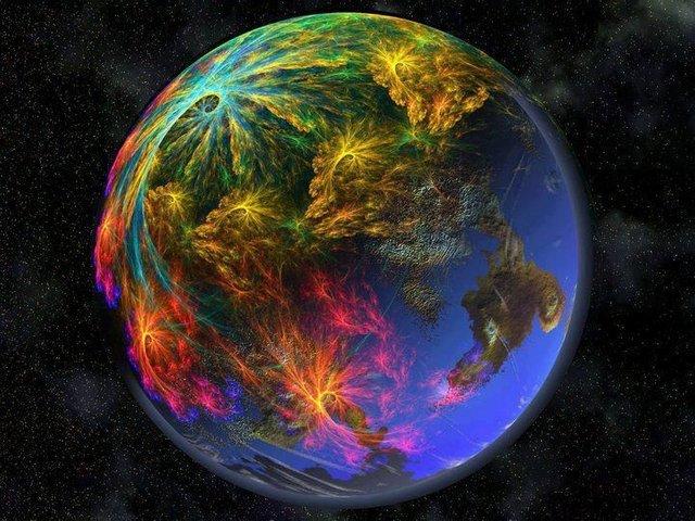 كيف ستبدو الأرض بعد 50 ألف عام ؟