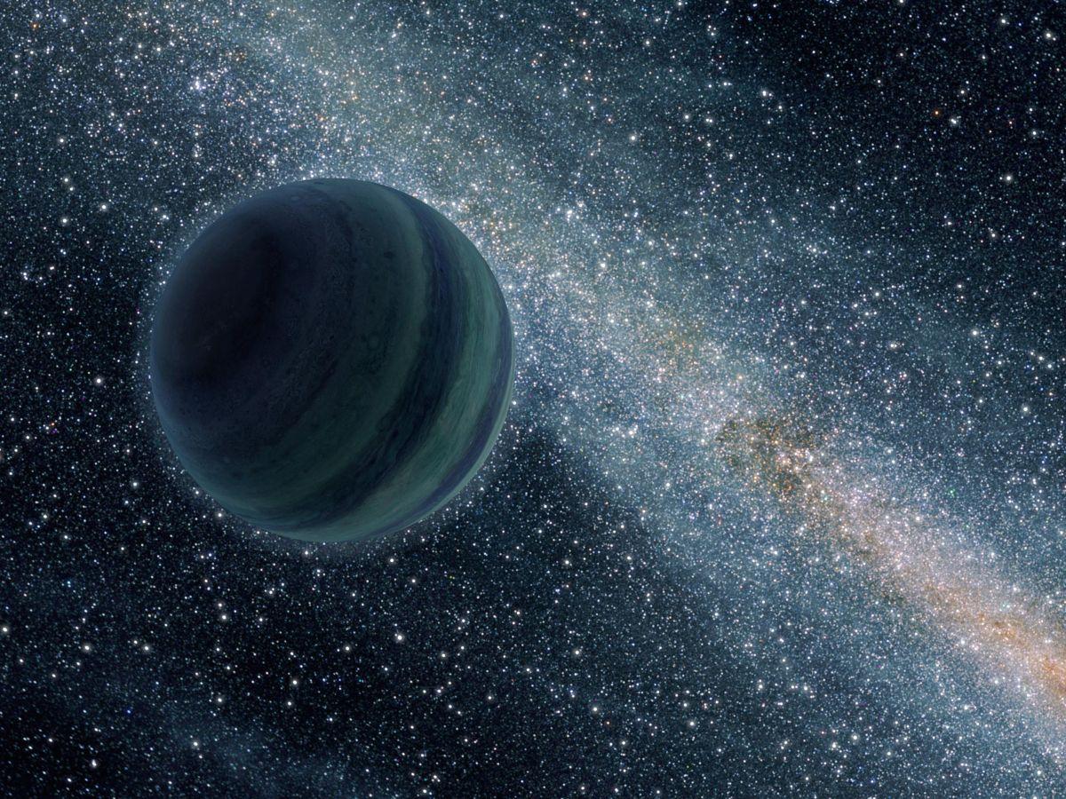 المادة المظلمة قد تدمر نفسها في جوف الكواكب خارج المجموعة الشمسية