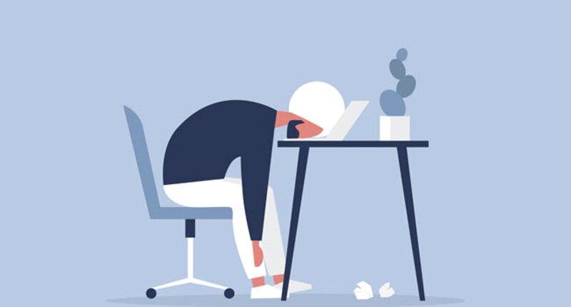 8 علامات تدل على أن عملك يؤثر في صحتك النفسية - ما هي الدلائل التي تشير إلى أن جامعتك تؤثر سلبًا في صحتك النفسية - العمل والصحة النفسية
