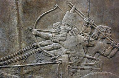 دليل جديد على تسبب التغير المناخي في اندثار الحضارة الأشورية - ما هو السبب في انتهاء الحضارة الأشورية - كيف قضى الآشوريون