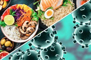 هل ينتقل فيروس كورونا بواسطة الطعام - هل يمكن قتل الفيروس التاجي بطهو الطعام باستخدام المايكرويف - الحرارة تقتل الفيروس - يقتل المايكرويف الفيروس