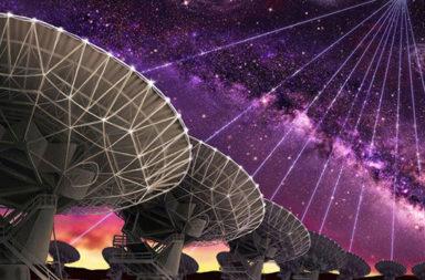 انفجارات راديوية فائقة السرعة يتكرر رصدها داخل مجرة درب التبانة - انفجارات راديوية سريعة تنبعث من مصدر داخل مجرة درب التبانة - الانفجارات الراديوية