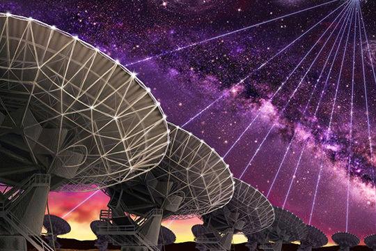 انفجارات راديوية فائقة السرعة يتكرر رصدها داخل مجرة درب التبانة