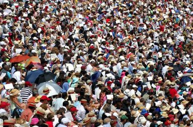 تأثير الحرب على النمو السكاني