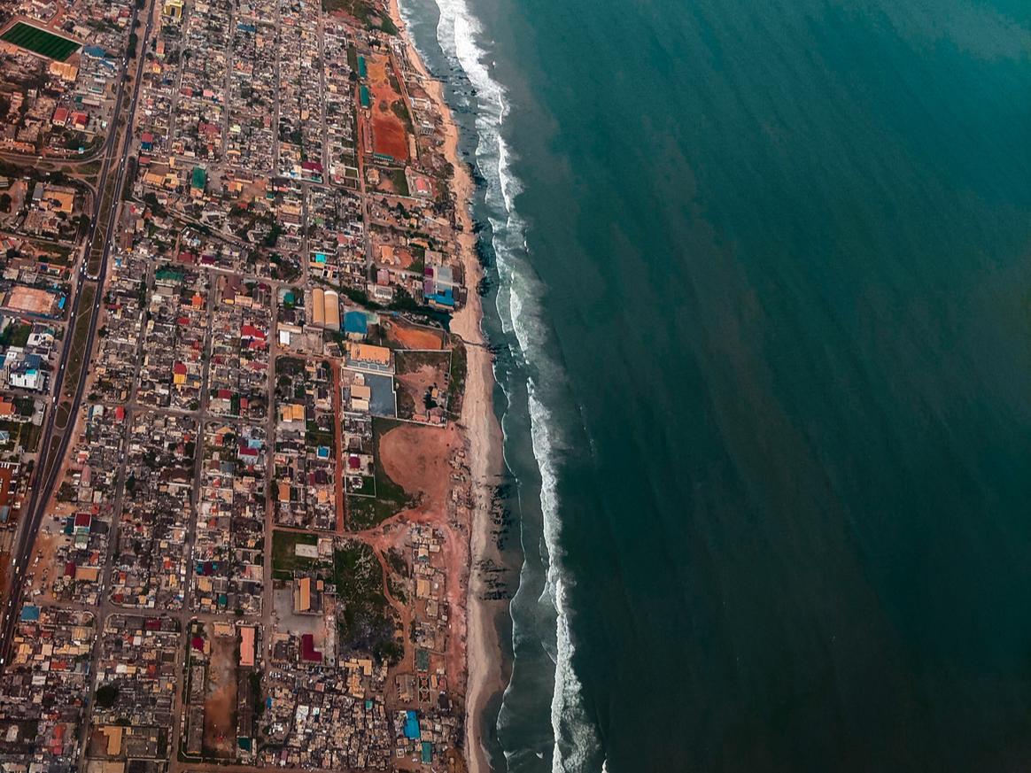 ارتفاع مستوى سطح البحر يؤثر في المناطق الساحلية بصورة أكبر من المتوقع