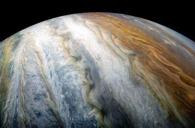 كوكب المشتري المجموعة الشمسية عشر حقائق عملاق الغاز