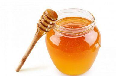 العسل تنتجه النحل