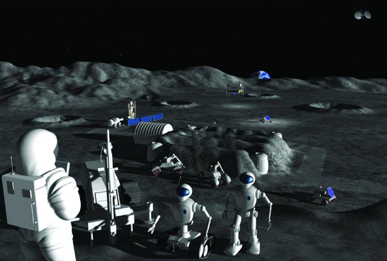 علينا العودة لمناقشة استيطان القمر!