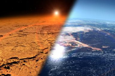 هل كان كوكب الزهرة صالحًا للحياة في الماضي الحياة على كوكب الزهرة في السابق طبيعة قاسية قاتلة وحرارة حارقة جهنمية الظروف السطحية