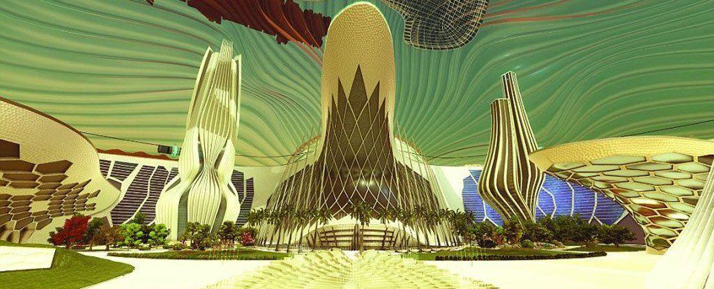 الامارات العربية المتحدة تطلق خطة بناء مدينة على المريخ