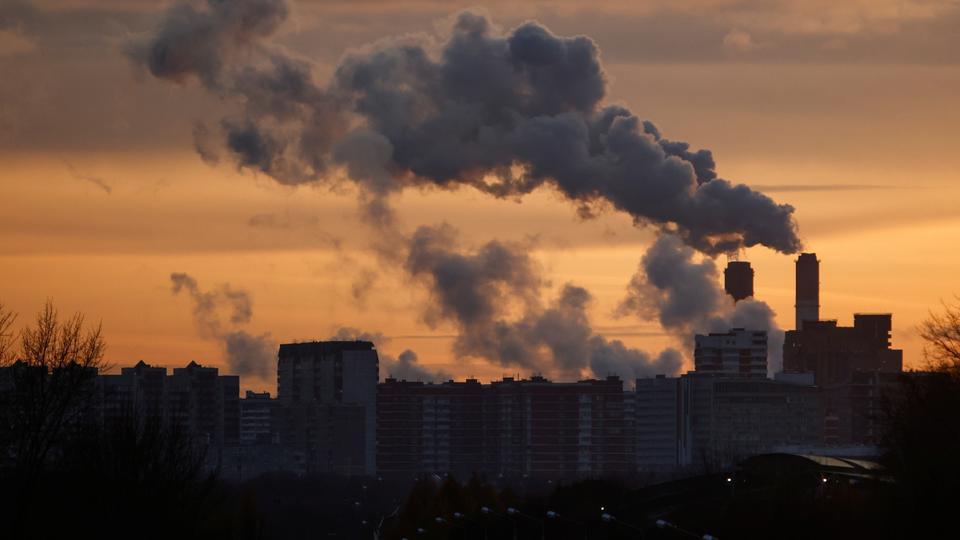 الغازات الدفيئة تصل إلى مستويات غير مسبوقة رغم تدابير كوفيد 19 - تركيزات قياسية للغازات الدفيئة المسببة للاحتباس الحراري - ثاني أكسيد الكربون - الغلاف الجوي
